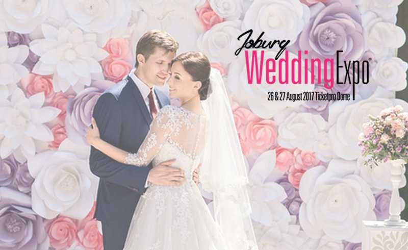 Wen dubbel-kaartjies na die Wedding Expo in Johannesburg! – Kompetisie reeds gesluit