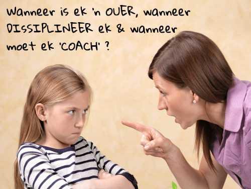 Wen 'n plek in ons Coaching Parent kursus ter waarde van R4200!