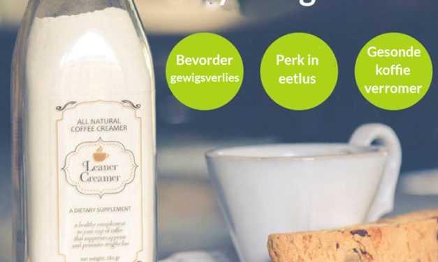 Wen 1 van 10 bottels Leaner Creamer ter waarde van R395!