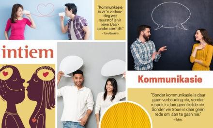 Maand Tema: Kommunikasie