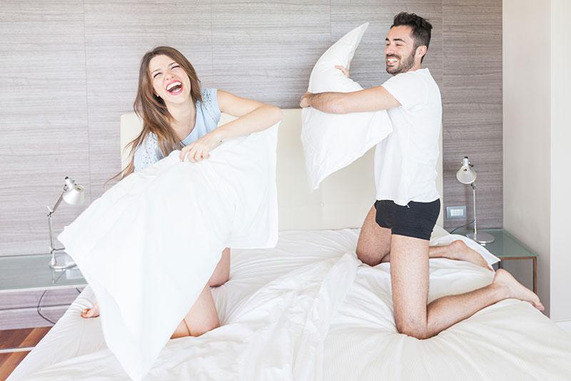 10 Daaglikse gewoontes vir 'n aan-die-brand sekslewe!