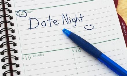 Goeie date nights vir goeie kommunikasie!