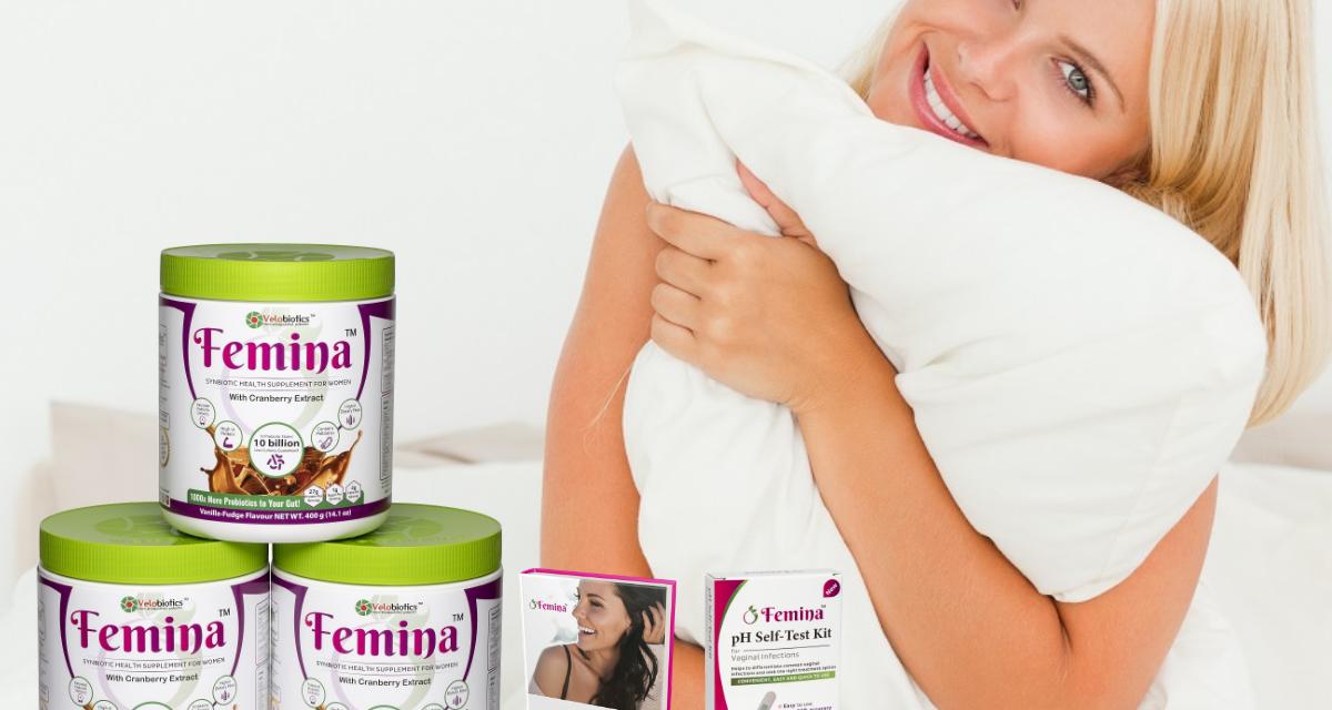 Wen 'n FEMINA geskenkpak ter waarde van R1000! – Kompetisie reeds gesluit!