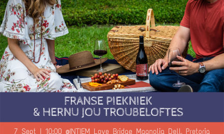 Franse Piekniek by die INTIEM Love Bridge!