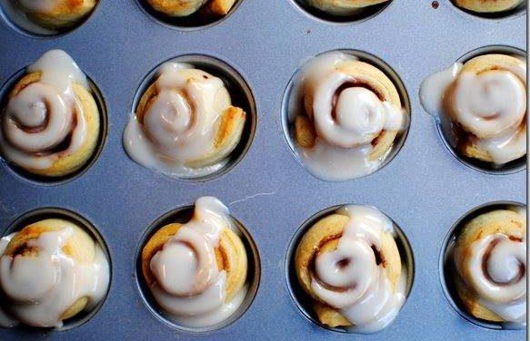 Kaneelrolletjies in jou muffinpannetjies
