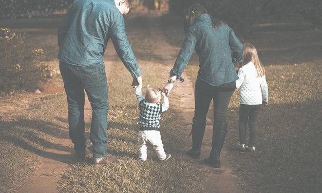 Ek en my man was onafskeidbaar, maar 2 kinders later…
