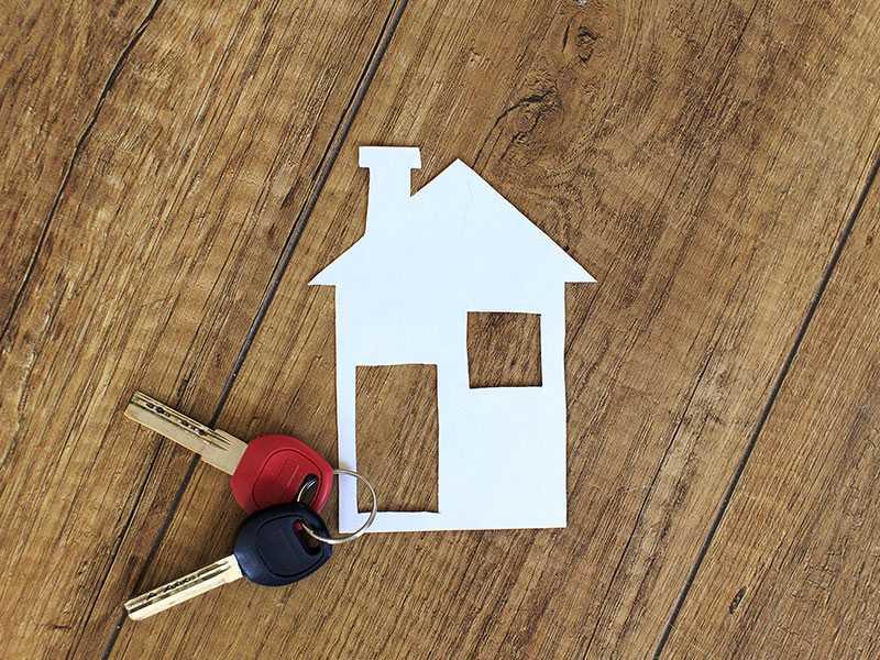 Geskei…maar ons deel 'n huis
