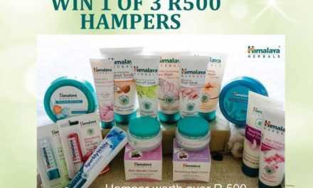 Wen 1 van 3 Himalaya Herbals geskenkpakke ter waarde van R500 elk!