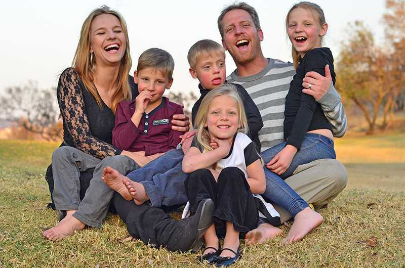 3 Breinbeseerde kinders maak ons huwelik net sterker