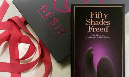 """Wen 'n """"Fifty Shades Freed Body Bloom"""" vibrerende broekie ter waarde van R1,899! – Kompetisie reeds gesluit"""