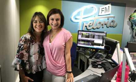 Herbekendstelling van INTIEM by Pretoria FM (Radio onderhoud)