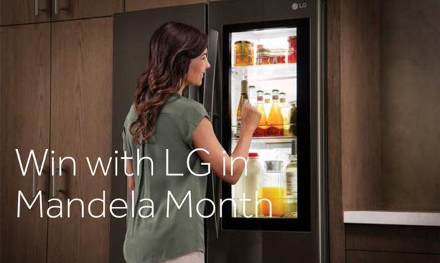 Wen 'n LG InstaView™ Door-in-Door® yskas ter waarde van R34999! – Kompetisie reeds gesluit