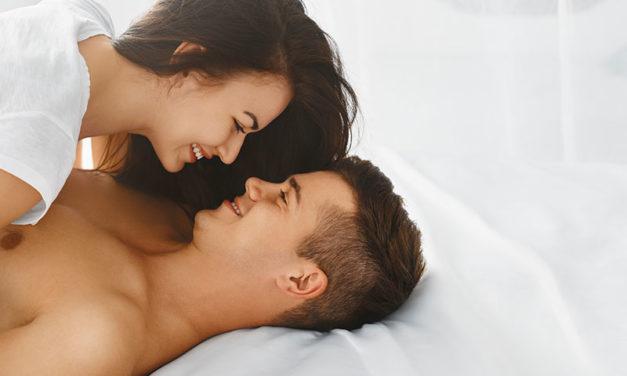 Seks is 'n verhoogkunstenaar…