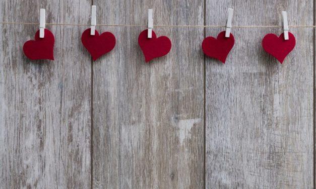 GRATIS Romantiese Kaartjie: Ek is lief vir jou!