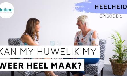 Kan My Huwelik My Heel Maak? | Madz Deyzel | Heelheid-reeks